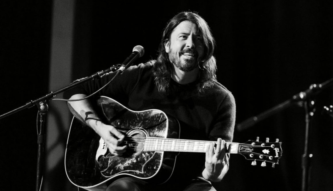 Dave Grohl to Co-Host 'The Tonight Show' Next Week