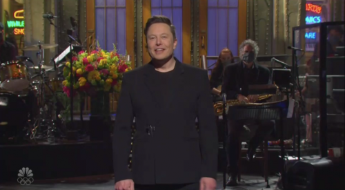 Elon Musk Reveals Asperger Syndrome Diagnosis on 'Saturday Night Live'