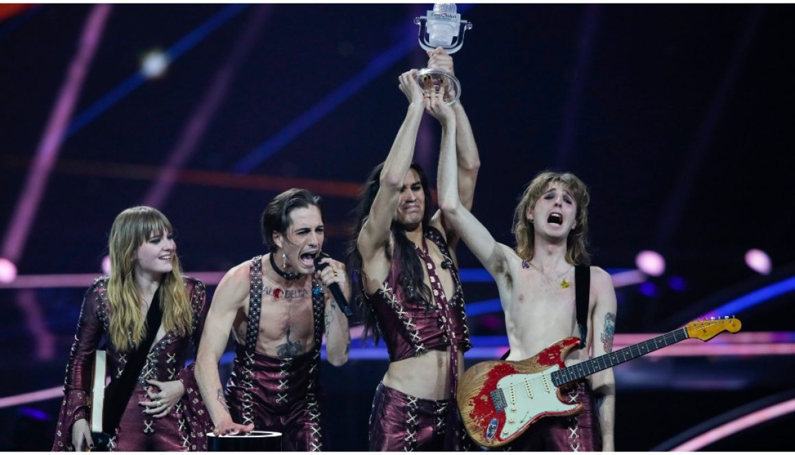 Eurovision Song Contest: 'No Drug Use' By Maneskin Lead Singer, Conclude Organizers