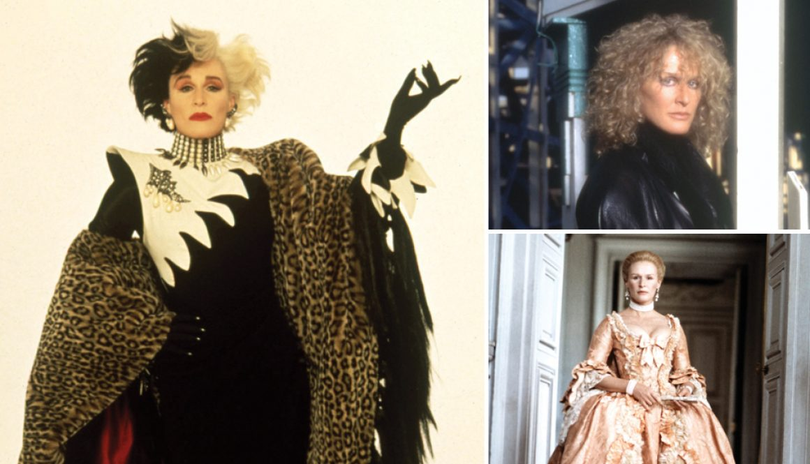 Glenn Close Breaks Down Her Most Iconic Movie Looks
