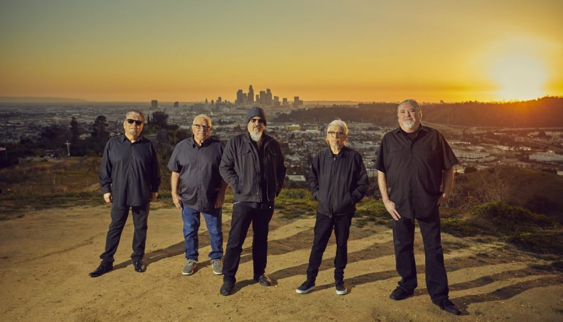 Los Lobos Debut Beach Boys, Thee Midnighters Covers From L.A