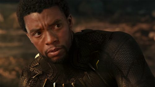 Marvel Reveals 'Eternals' First Look, 'Black Panther' and 'Captain Marvel' Sequel Titles in Emotional Salute to Movie Theaters