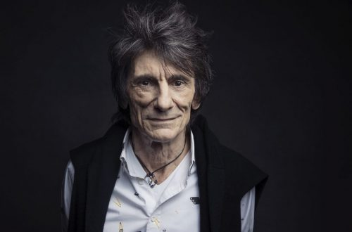Rolling Stones Guitarist Ronnie Wood Joins Recovery Charity as Ambassador