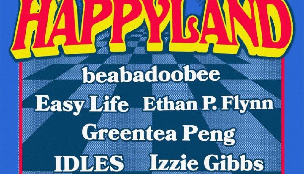 slowthai Launching UK Festival Happyland: Shygirl, beabadoobee, More