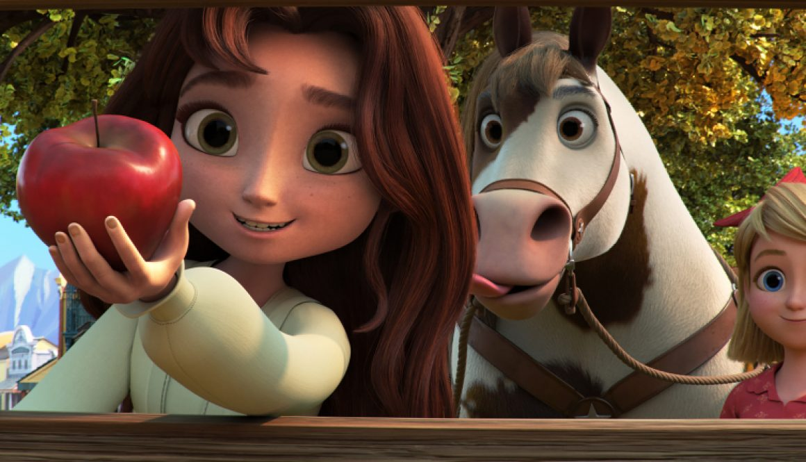Composing the Empowering Theme of DreamWorks' Animated Feature 'Spirit Untamed'