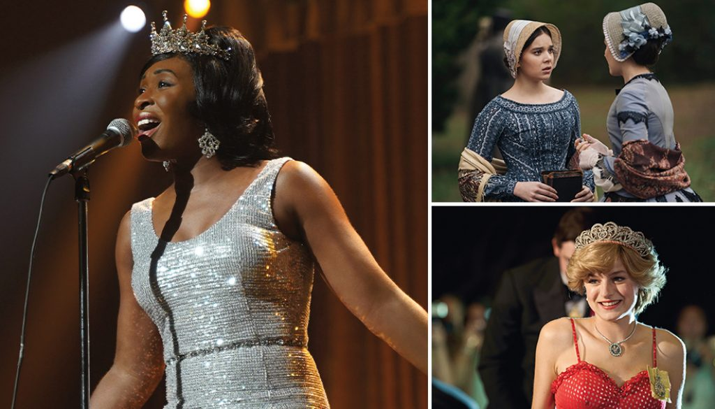 Eschewing Stereotypes: Female-Led, Female-Focused TV Projects From 'Genius: Aretha' to 'Dickinson' Offer Cultural Reflection