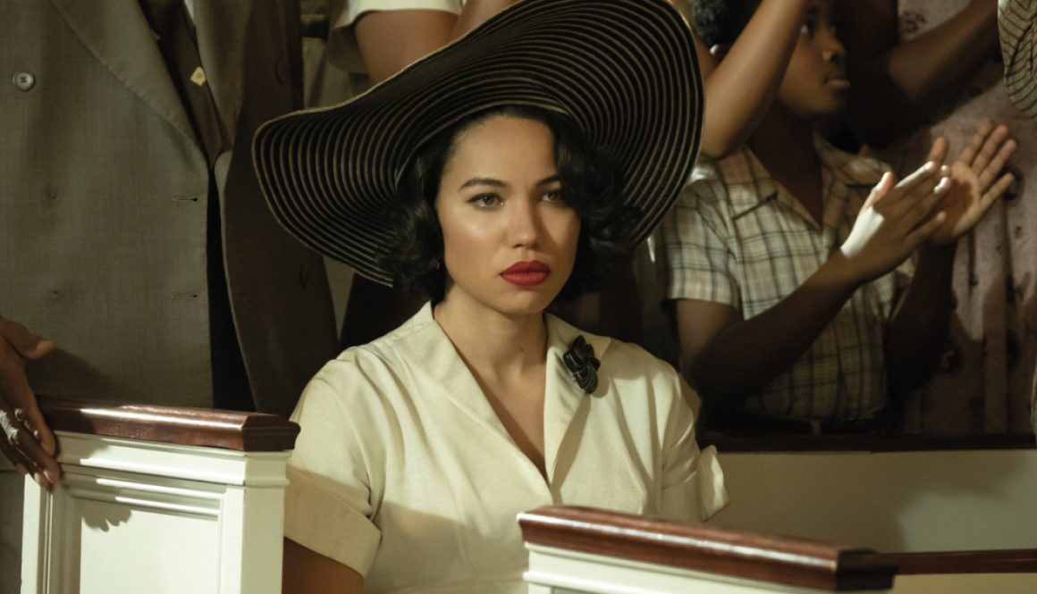 'Lovecraft Country' Star Jurnee Smollett on Fighting Monsters During the Real-Life Horror of Jim Crow America