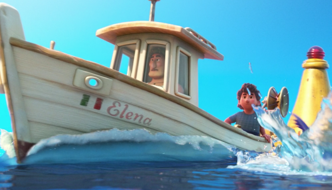 'Luca': All the Hidden Easter Eggs in Pixar's Latest