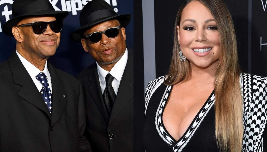 Mariah Carey Gets Her Groove On With Jimmy Jam & Terry Lewis On 'Somewhat Loved': Listen