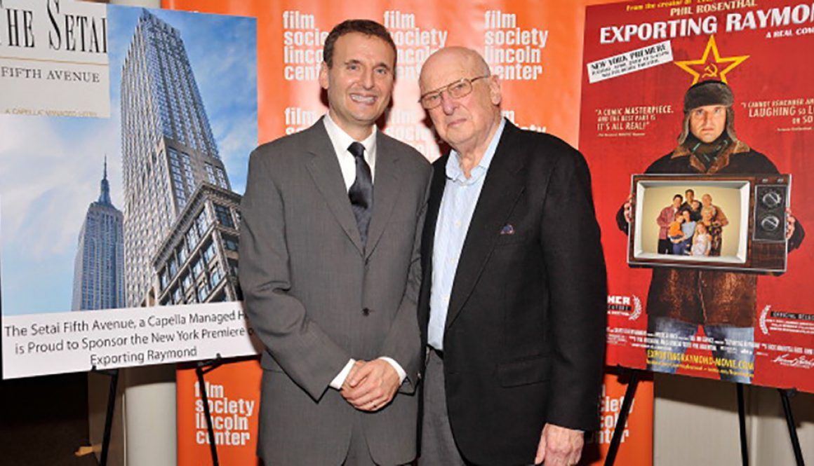 Max Rosenthal, Who Became a Character in Son Phil Rosenthal's TV Projects, Dies at 95