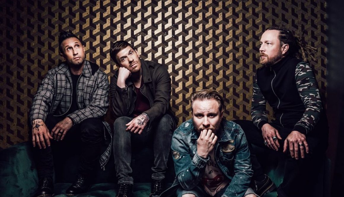 Shinedown & Days of the New Rule Greatest of All Time Mainstream Rock Charts