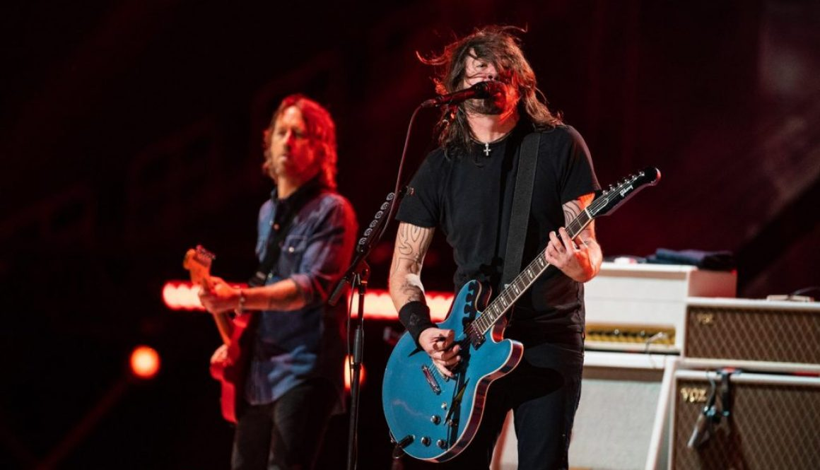 Times Like These: Foo Fighters Usher In Return to Live Music With Intimate California Club Show