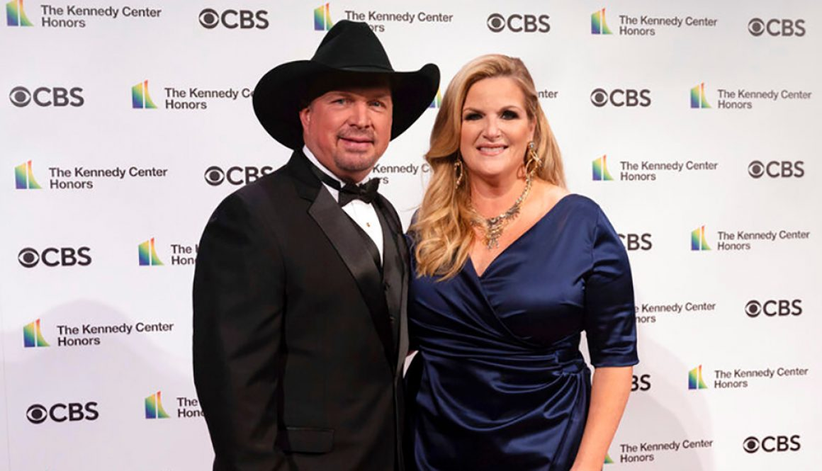 Trisha Yearwood Says She and Garth Brooks Would Consider Having Their Own Talk Show