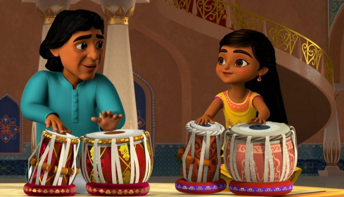 Zakir Hussain On Joining Disney's 'Mira, Royal Detective' to Add Authenticity