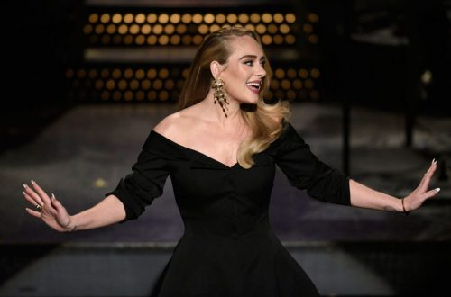 Adele Shines During Rare Public Appearance at NBA Finals Game in Arizona