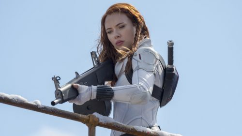 'Black Widow' Gives Korean Box Office Its Best Weekend of the Year