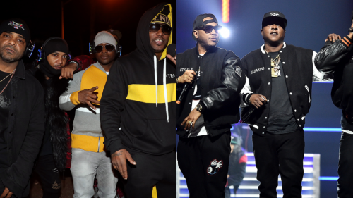 Dipset and the Lox VERZUZ Live Battle Announced