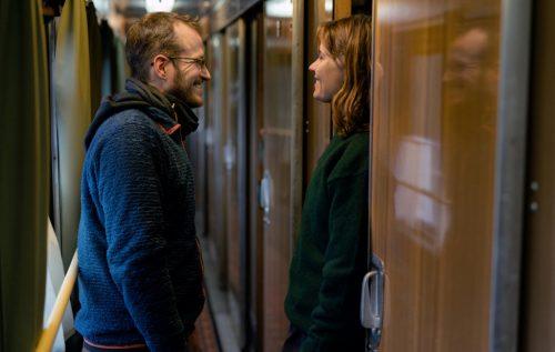 Helmer Kuosmanen Discusses 'Compartment No