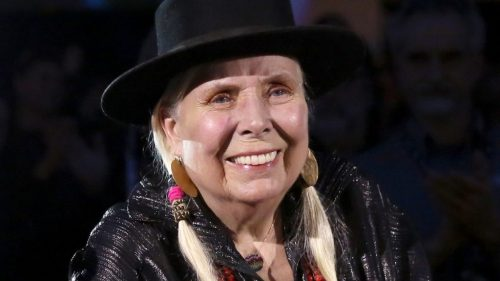 Joni Mitchell, Berry Gordy, and More to Receive Kennedy Center Honors