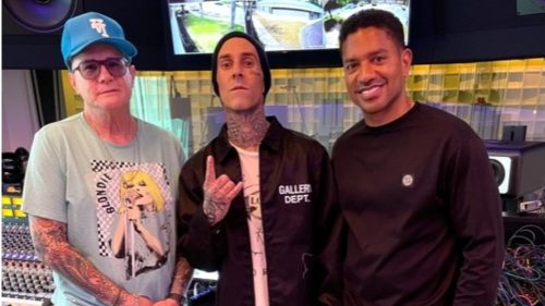 Music Industry Moves: Blink-182's Travis Barker Signs With Warner Chappell Publishing