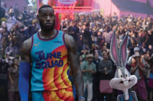 'Space Jam: A New Legacy' Streaks Past 'Black Widow' at the Box Office