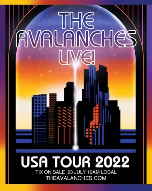 The Avalanches Announce 2022 North American Tour