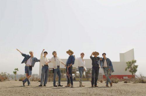 Worldwide 'Dance' Party: BTS Debuts Atop Billboard Global Charts
