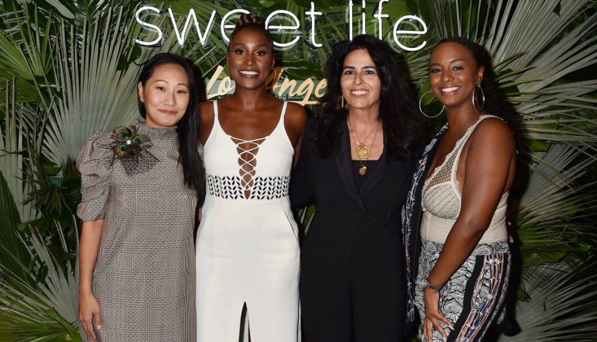 Issa Rae Dishes on Her New Reality Series 'Sweet Life: Los Angeles'