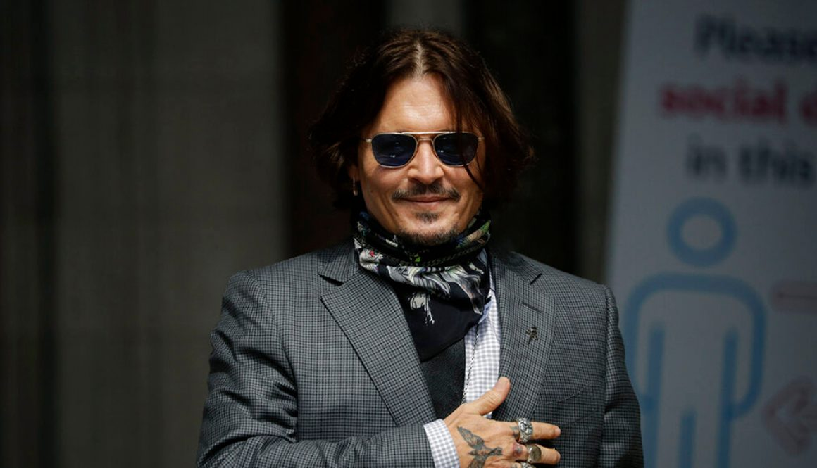 Johnny Depp Says Hollywood Is Boycotting Him in First Interview Since Losing Libel Case