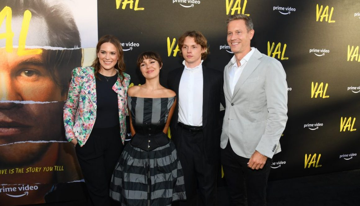 Val Kilmer's Kids Jack and Mercedes Give Update on Their Dad's Health: 'He's Doing Really Well'