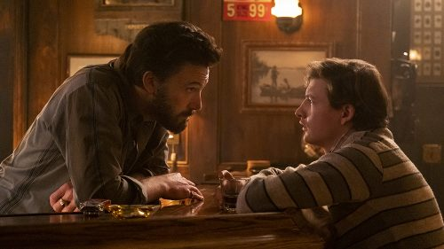 Ben Affleck, Tye Sheridan Get Confessional in First Look at George Clooney's 'The Tender Bar'