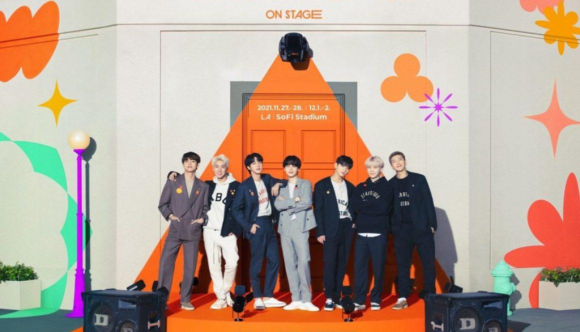 BTS Announce Four LA Concerts at SoFi Stadium
