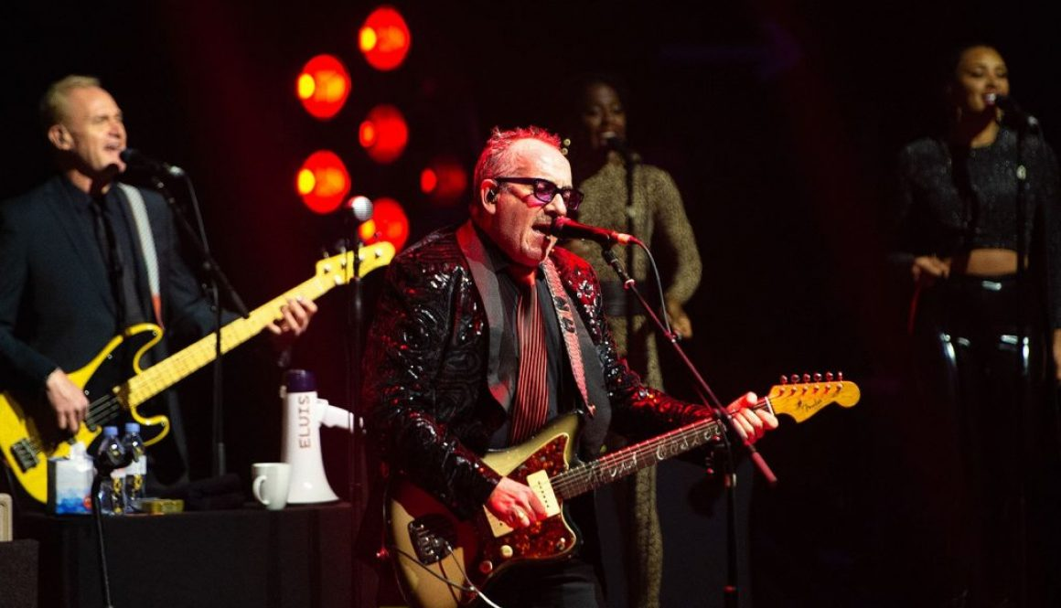Elvis Costello & The Attractions Score First Entry on a Billboard Latin Albums Chart With 'Spanish Model'