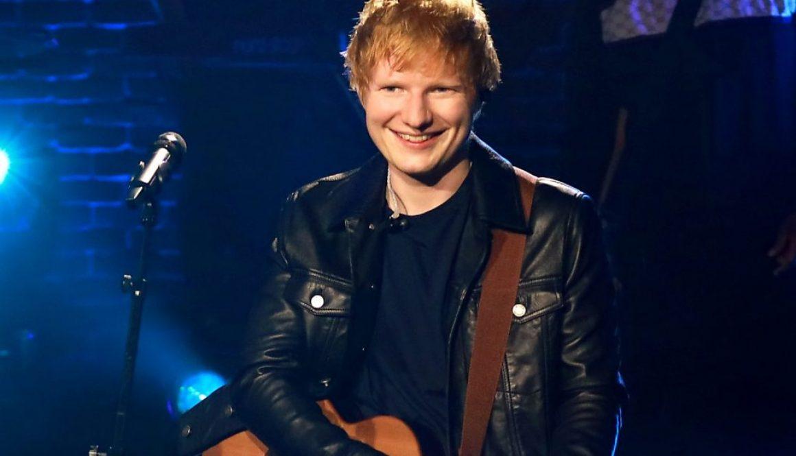 Fans Choose Ed Sheeran's 'Shivers' as This Week's Favorite New Music