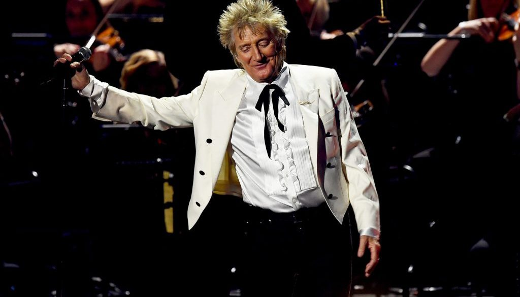 Judge Cancels Rod Stewart's Trial for New Year's Eve Fight, Sets Plea Deal Hearing