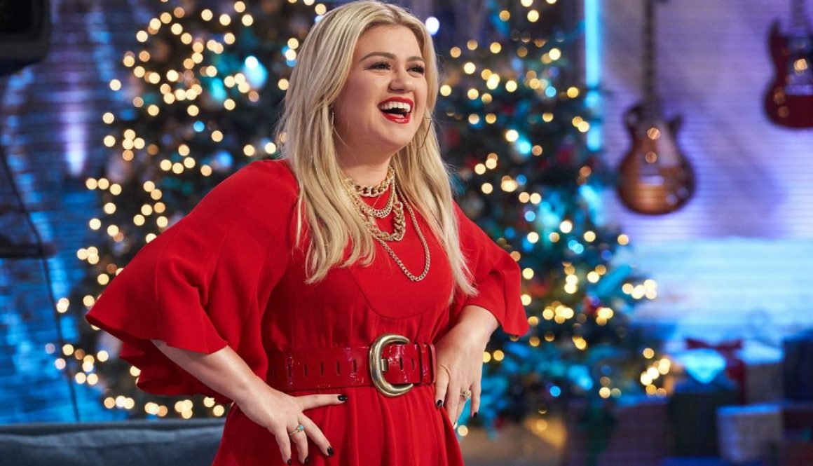Kelly Clarkson Announces New Holiday Single 'Christmas Isn't Canceled (Just You)'