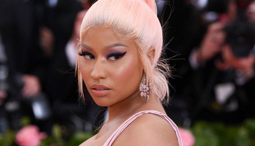 Nicki Minaj Skips 2021 Met Gala Because of Vaccine Requirement