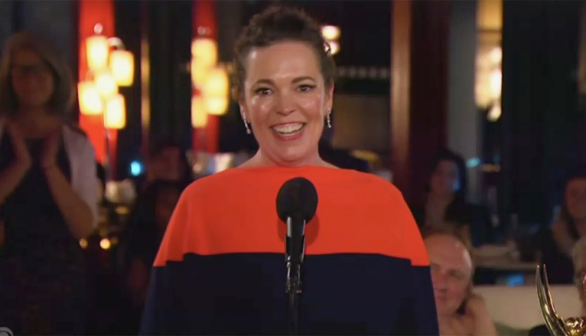 Olivia Colman Wins First Emmy for Lead Actress in Drama With 'The Crown:' 'I Loved Every Second of It'