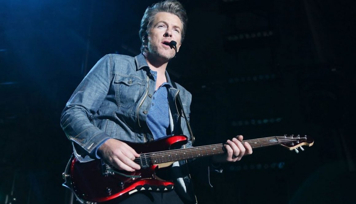 Rascal Flatts' Joe Don Rooney Charged With DUI in Nashville