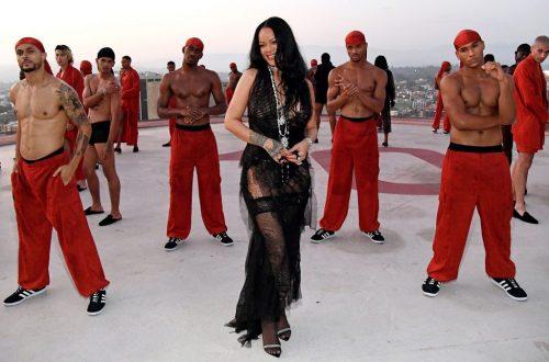 Rihanna on 'Savage X Fenty Vol