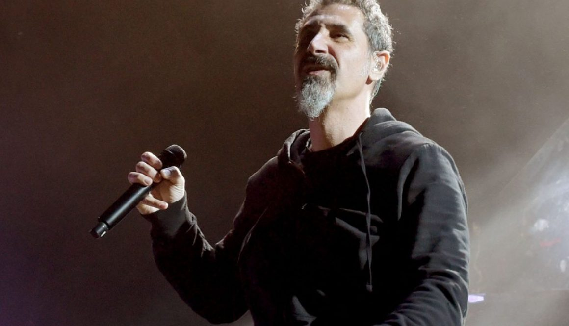 Serj Tankian on Watching 'I Am Not Alone' In Light of Armenia's Current Troubles