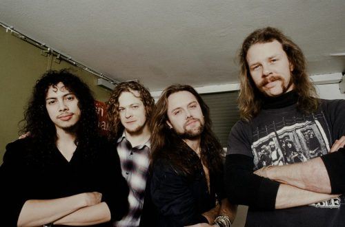 All-Star 'The Metallica Blacklist' Tribute Hits Top 10 on Billboard's Top Album Sales Chart