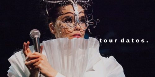 Björk Announces 2022 Cornucopia Tour Dates