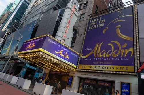 Broadway's 'Aladdin' Canceled for 2 Weeks After More COVID-19 Cases