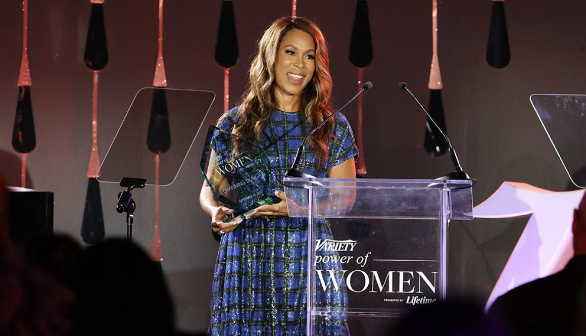 Channing Dungey Emphasizes 'Importance of Empowering Each Other' at Variety's Power of Women Event