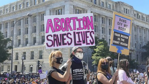 Federal Judge Suspends Enforcement of New Texas Abortion Law
