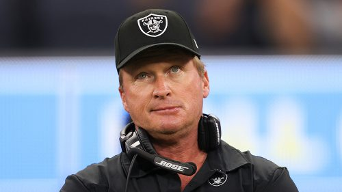 Former ESPN Commentator Jon Gruden Out as Raiders Coach After Racist and Homophobic Emails Emerge