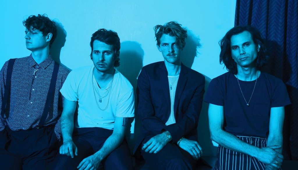 Foster the People Drummer Mark Pontius Exits the Band