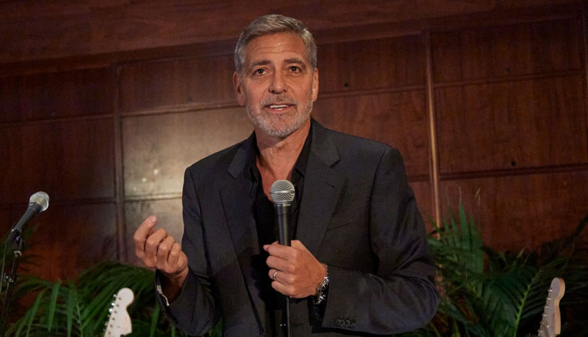 George Clooney Jokes That He 'Destroyed' Batman Franchise So He Wasn't Asked to Join 'The Flash'