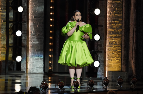 Hello, Gorgeous! Here's a First Look at Beanie Feldstein in 'Funny Girl' Broadway Revival